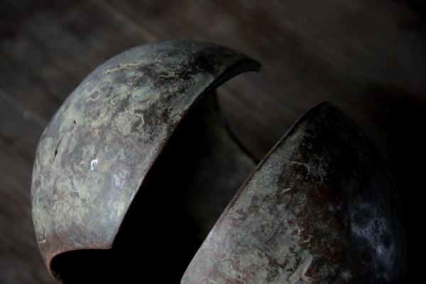 草の音 古道具 足輪 ドゴン族