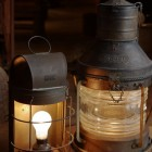 草の音 船舶ランプ